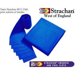 Tapis 6811 Strachan Pré Découpé bleu