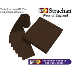 Tapis 6811 Strachan Pré Découpé Chocolat