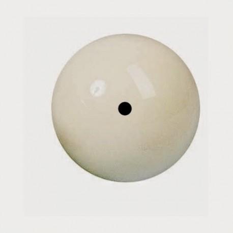 Bille Blanche Pointée 61,5mm