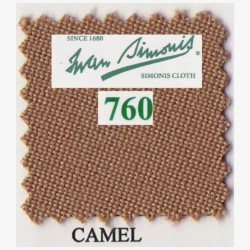 Kit tapis Simonis 760 7ft UK Camel