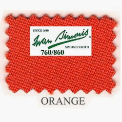 Kit tapis Simonis 760 7ft UK Orange