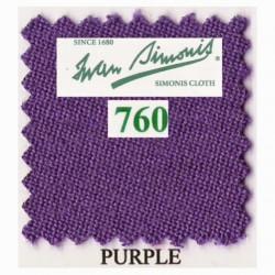 Kit tapis Simonis 760 7ft UK Purple
