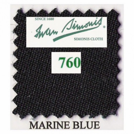 Kit tapis Simonis 760 7ft UK Marine Blue