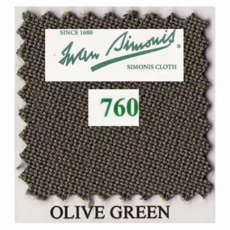 Kit tapis Simonis 760 7ft UK Olive Green
