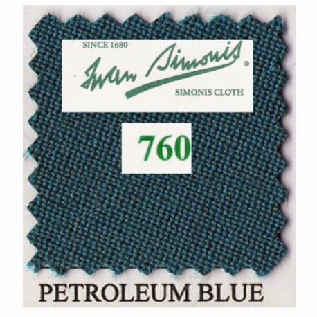 Kit tapis Simonis 760 7ft UK Petrol Blue