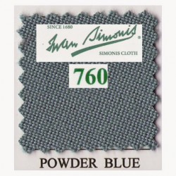 Kit tapis Simonis 760 7ft US Powder Blue