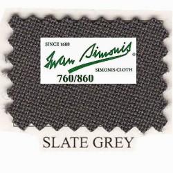 Kit tapis Simonis 760 7ft US Slate Grey