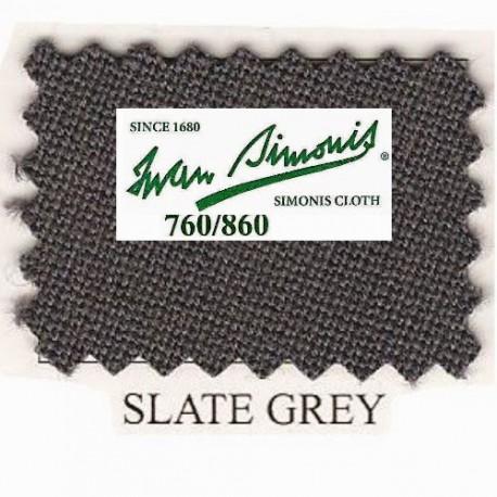 Kit tapis Simonis 760 7ft UK Slate Grey