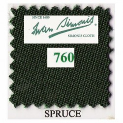 Kit tapis Simonis 760 7ft UK Spruce