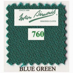 Kit tapis Simonis 760 7ft US Blue Green