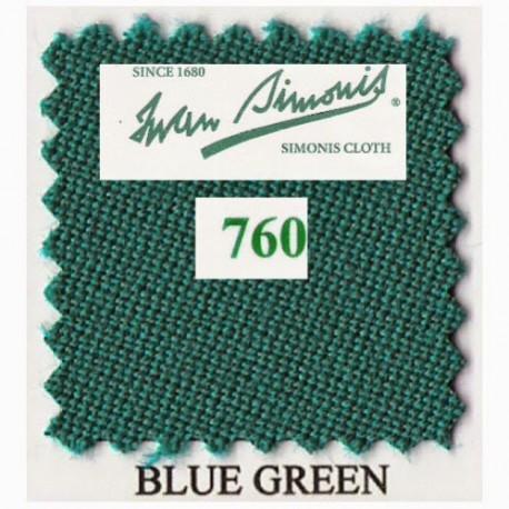 Kit tapis Simonis 760 7ft UK Blue Green