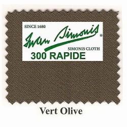 Kit tapis Simonis 300 B220 Vert Olive