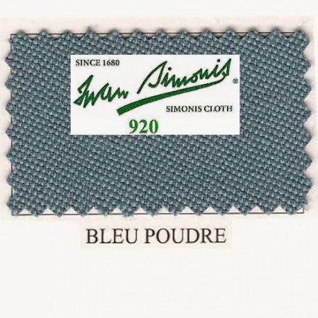 Kit tapis Simonis 920 7ft UK Powder Blue