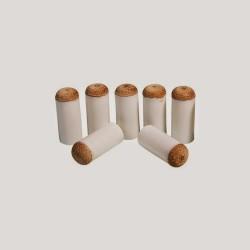 Procédé capuchon blanc - Ø 13 mm