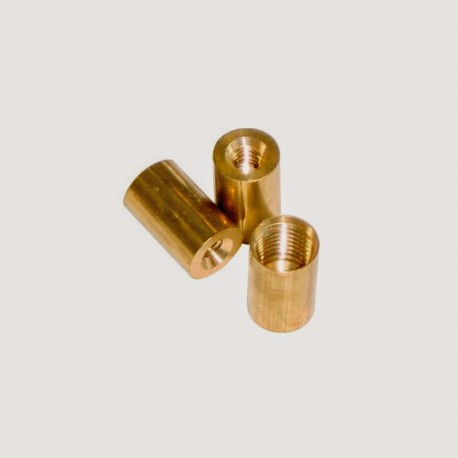 Virole laiton vis métal Ø 12 mm