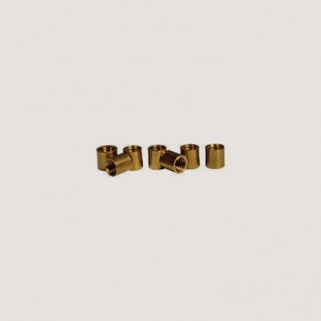 Virole laiton snooker - Ø10mm