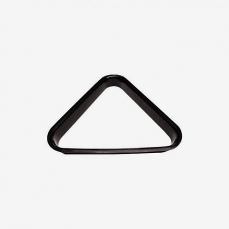 """Triangle """"Ø50,8mm"""" - plastique noir"""