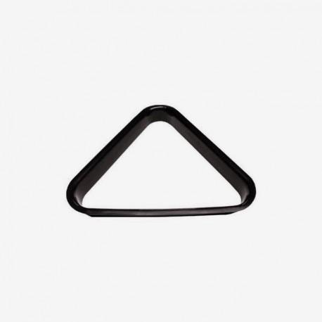 """Triangle """"Ø57,2mm"""" - plastique noir"""