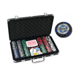 Mallette Poker 300 Crown 14 gr