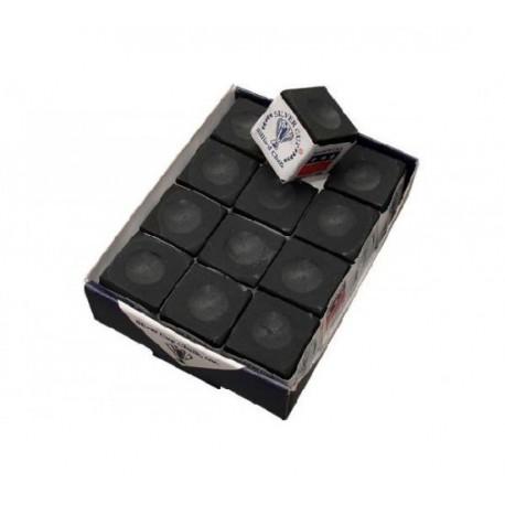 Craies Silver Cup noires - 12 pièces