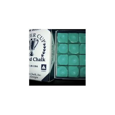 Craies Silver Cup verte - 12 pièces