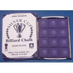 Craies Silver Cup violet - 12 pièces
