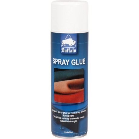 Colle pour tapis spray de 500ml