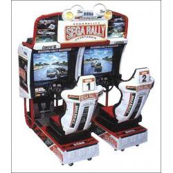 Simulateur SEGA RALLY 2