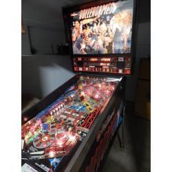 FLIPPER ROLLER GAMES