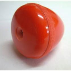 Poignée ronde rouge baby-foot Bonzini
