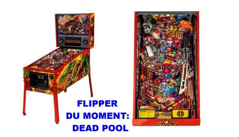 Flipper DEAD POOL
